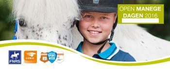 25 SEPTEMBER OPEN DAG OP MANEGE HILLEGOM